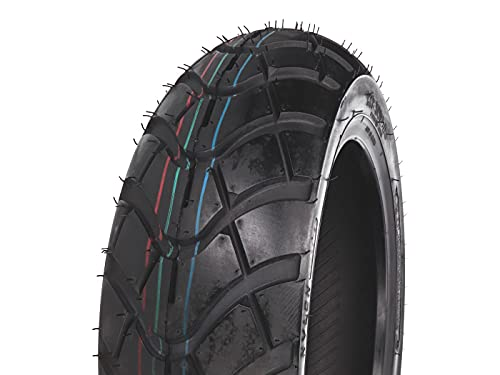 Kenda K761 130/60-13 53J TL pneus, pneus pour scooter compatible pour scooter, Scooter