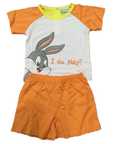 Looney Tunes - Pijama para niño de la...
