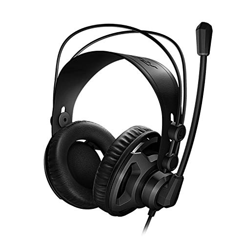 Roccat Renga Boost Studio Grade Over-Ear Stereo Gaming Headset (Multi-Plattform-Unterstützung für PC/PS4/Mobile/Tablet) schwarz