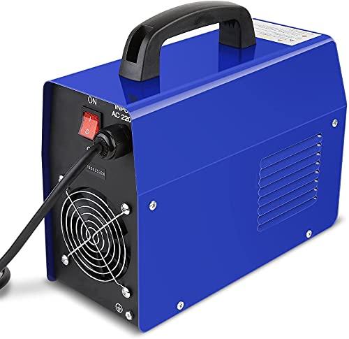 Saldatrice IGBT Portatile Elettrodo Corrente Continua, Saldatrice Inverter 220V, 20-120A Inverter,...