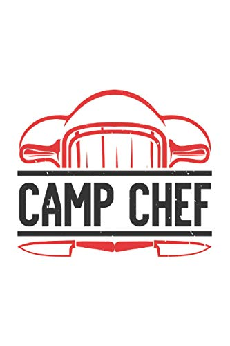 Camp Chef: Lined Notebook Journal ToDo...
