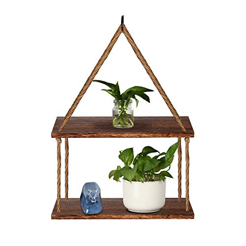 Organized Living freedomRail Wood Shelf, 30-inch x 14-inch - Modern Cherry