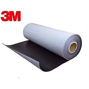 Lámina magnética autoadhesiva 1mm x 0,62m x 1m - puedes adherir otros materiales como por ejemplo fotografías, cartulina, papel, y todo lo que te brinde tu imaginación.: Amazon.es: Hogar