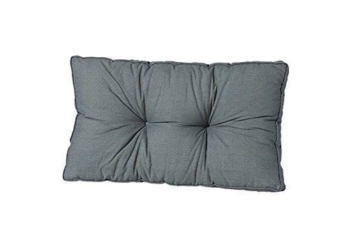 Madison Loungekissen für Polyrattan Lounge Florance 60x43 cm Basic Grey