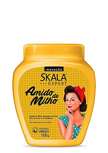 CREME SKALA EXPERT AMIDO DE MILHO 2 EM 1 1KG