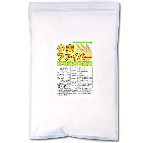 小麦ファイバー(不溶性食物繊維)400g