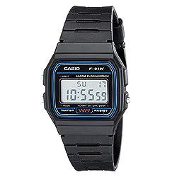 [カシオ]casio 腕時計 スタンダードデジタルウォッチ F-91W-1 [並行輸入品]