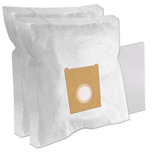 PakTrade 10 Staubsaugerbeutel geeignet für Bosch Optima BS6
