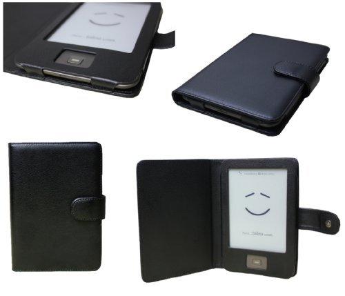 Spartechnik Tasche für Tolino Shine Tolino Shine 2 HD von Bertelsmann Weltbild Thalia Telekom Hugendubel - bestes Hülle für Tolino Shine E-Book Reader - schwarz
