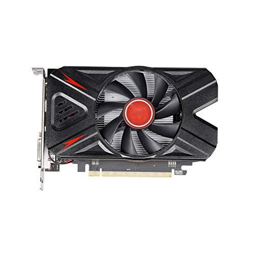 Fit For Veineda RX 550 4GB Tarjetas De Video GPU AMD Radeon RX550 4GB GDDR5 Game Game Tarjetas Gráficas