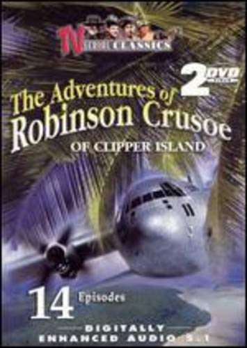The Adventures of Robinson Cruso...