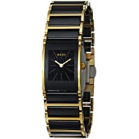 Rado Women's Cerix Black Ceramic Bracelet Watch