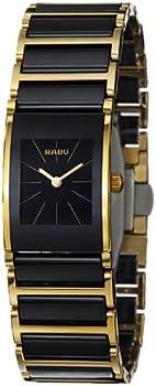 Rado Women's Cerix Black Ceramic Bracelet Watch