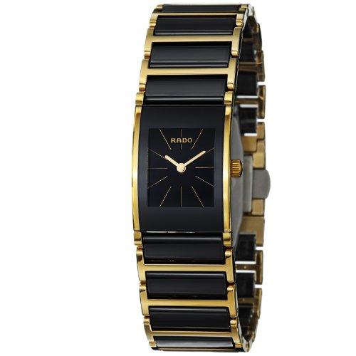 Rado Damen-Armbanduhr XS Analog Quarz Keramik 153.0789.3.016