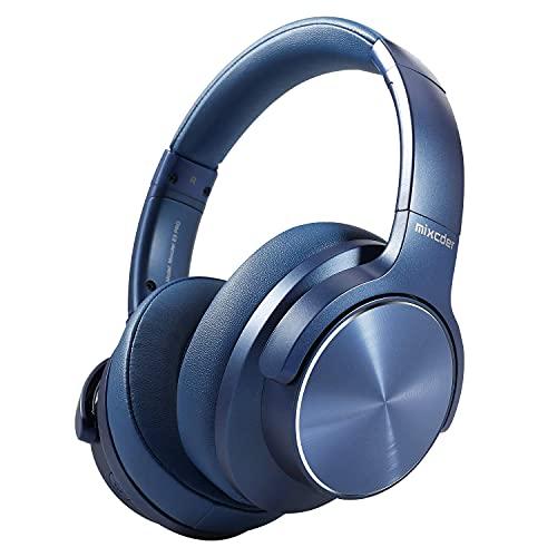 Auriculares Inalámbricos con Cancelación de Ruido Activa, Mixcder E9 Pro Cascos Inalambricos...