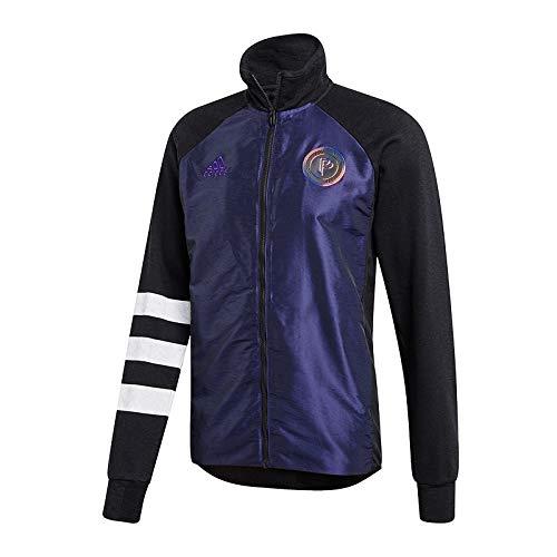 adidas Sport Paul Pogba EH5752 814502 - Chaqueta Deportiva para Hombre, Color Negro, Negro, Small