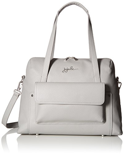 JuJuBe 17LB02LS-STN Wherever Weekender - Changing Bag Vegan Leather - Stone