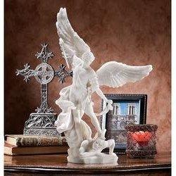 St. Michael der Erzengel Statue Skulptur–Schiffe sofort.