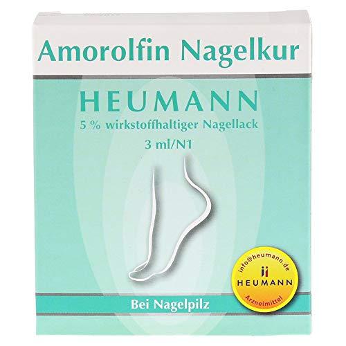 Amorolfin Nagelkur Heumann, 3 ml Nagellack