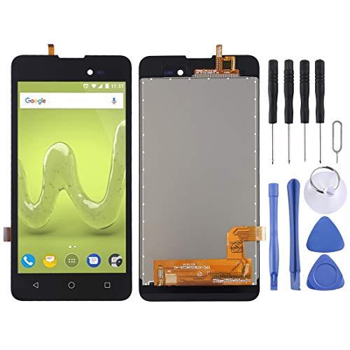 Un known Teléfono móvil reemplazable Pantalla LCD y digitalizador Asamblea Completa for Wiko Sunny 2 Plus Accesorios Partes de máquina