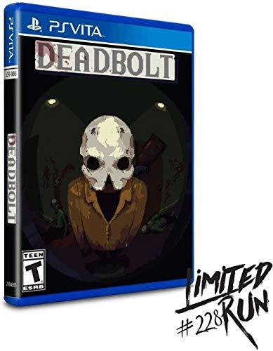 Deadbolt (Limited Run #228) - PlayStation Vita