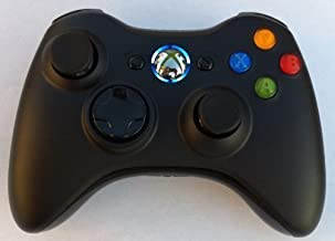 17 Mode Drop Shot, Quick Scope, Auto Aim, Dual Rapid Fire, Reprogrammable Xbox 360 Modded Rapid Fire Controller for COD Advanced Warfare Ghost Mw3 Black Ops Mw 2 with Blue Led