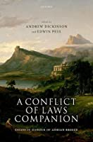 A Conflict Of Laws Companion
