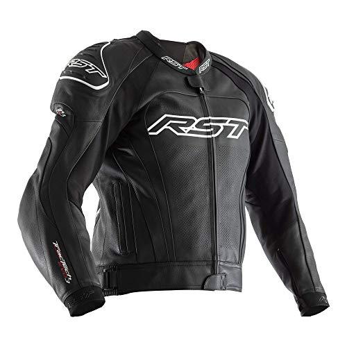 RST 2051 Tractech Evo III Ce Motorrad Leder Jacke Weib Grobe 50