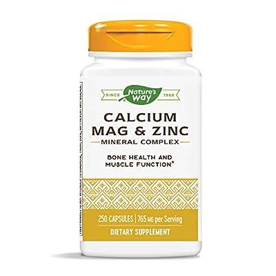 Nature's Way Calcium, Magnesium & Zinc