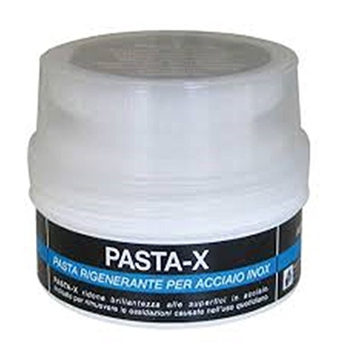 Pasta rigenerante per lavelli in acciaio e fragranite