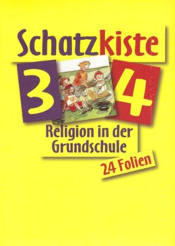 fragen - suchen - entdecken 3/4: Schatzkiste (Folien) Klasse 3/4 (fragen - suchen - entdecken. Ausgabe für Bayern, Berlin, Niedersachsen, ... Sachsen-Anhalt und Thüringen ab 2001)