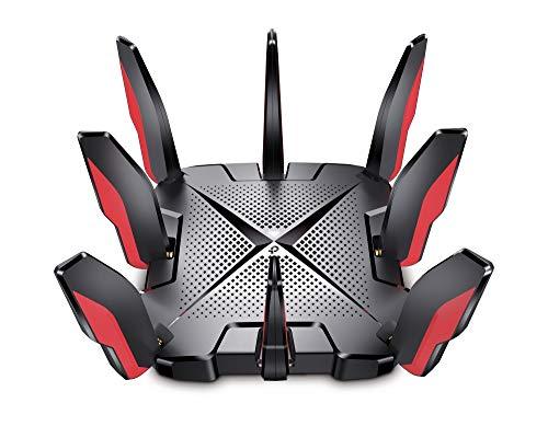 TP-Link WiFi 無線LAN ルーター Wi-Fi6 AX6600 4804Mbps(HE160)+1201Mbps+574Mbps トライバンド Archer GX90