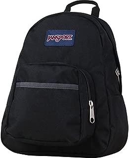 Jansport Mini Backpack Half Pint Bag Black Color