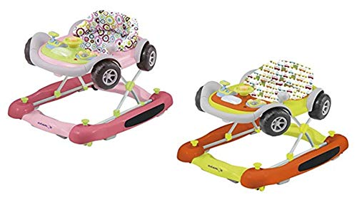AZIAMOR Giratorio para niños Speedy 2 en 1 con función balancín, colores a elegir