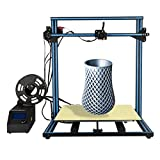 3IDEA CR-10 S5 Creality 3D Printing Printer/Desktop DIY Kit with Upgraded V2.1 Version Board, Filament Sensor, Dual Axis, Resume Printing Function, 500 x 500 x 500 mm, Multi-color