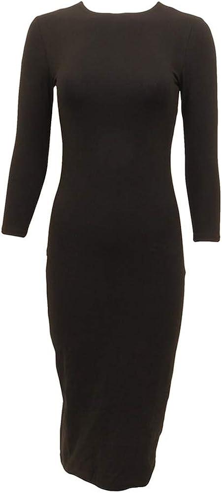 KIKI RIKI Layering Dress 3/4 Sleeve