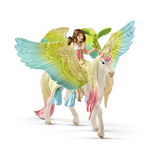 Schleich 70566 - Surah mit Glitzer-Pegasus