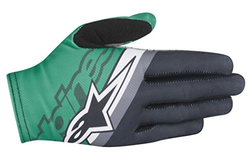 Alpinestar Cycling F-Lite Drop Glove Teal Blue Black L