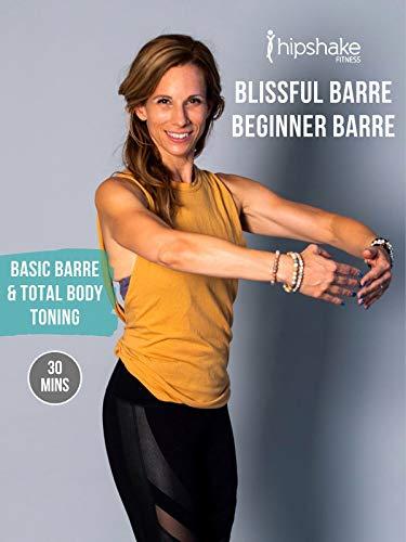 Blissful Barre Workout | Beginner Barre