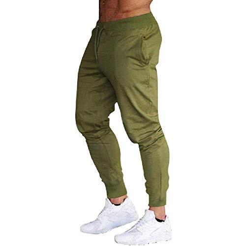 Pantaloni sportivi da uomo, pur mantenendo il suo design senza cuciture e la sua durata, comodi e alla moda, da non perdere. Pantaloni sportivi da uomo, coulisse elastica e vita regolabile. Tessuti selezionati, caldi ed eleganti Pantaloni da corsa da...