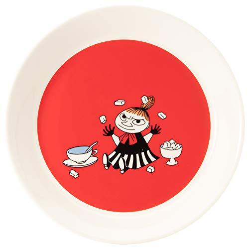 Iittala Mumin / Moomin Little My Speiseteller, Essteller, Teller flach, Ø 19 cm, 1015565