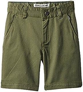 ビラボン Billabong Kids キッズ 男の子 ショーツ 半ズボン Agave Carter Stretch Walk Shorts [並行輸入品]