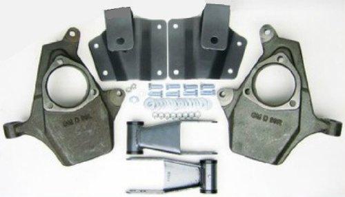 WnP 4 Rear Axle Drop Kit 1999-06 Chevy Silverado 1500