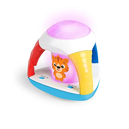 Baby Einstein Curiosity Kaleidoscope Cause & Effect Electronic Toy, Ages 6 Months +