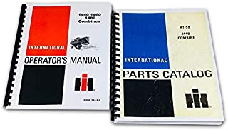 Best 1440 international combine parts Reviews
