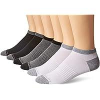 6-Pack Peak Velocity Men's Low-Cut Socks