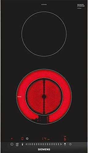 Plaque de cuisson Siemens ET375FFP1E iQ300 /2 foyers /30,2 cm /Vitrocéramique