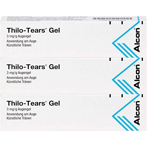 Thilo-Tears Gel zur Anwendung am Auge Bündelpackung, 30 g Gel