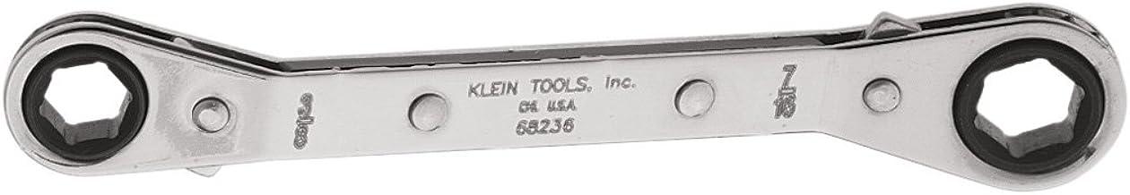 مفتاح ربط قابل للانعكاس بالكامل، 0.95 سم × 2.54 سم كلاين تولز 68236