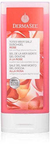 Dermasel Duschgel Mer Morte à la Rose Flasche, 1er Pack (1 x 150 ml)
